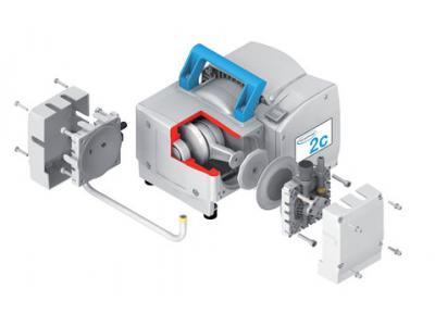 化学隔膜泵和化学真空系统