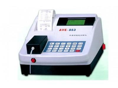 AVE-853半自动生化分析仪