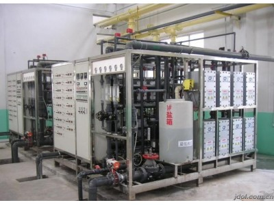 供应化工行业去离子水设备