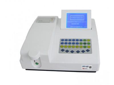 HF-800C半自动生化分析仪