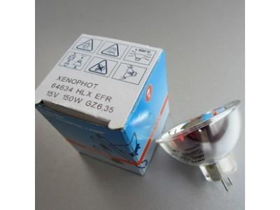 HLX64634型号 15V150W规格 欧司朗医用灯杯