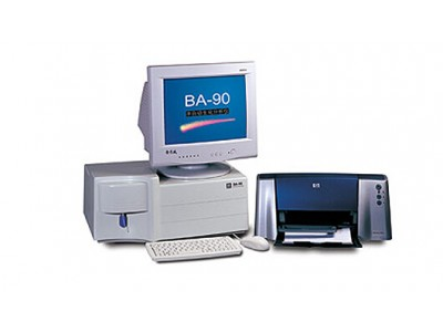 BA-90半自动生化分析仪