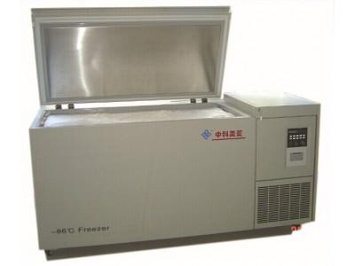 -86℃超低温冷冻储存箱(卧式)