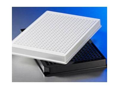 Corning检测用微孔板系列-黑色/白色透明底
