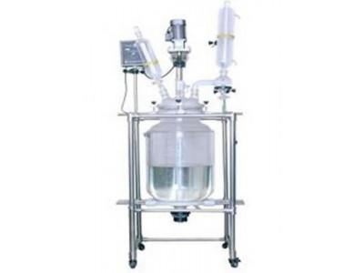 西安10L双层玻璃反应釜