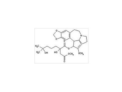 高三尖杉酯碱(CAS:26833-87-4)标准品