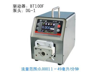 灌装分配型智能蠕动泵