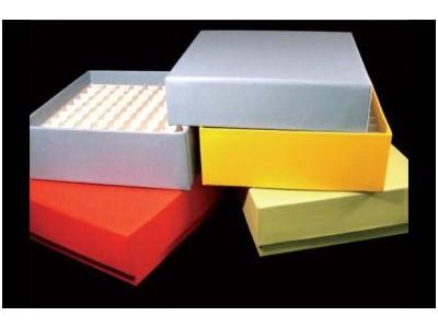 冷冻(涂蜡)储藏盒
