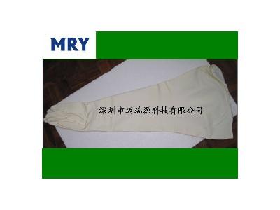 食品医药专用800MM长丁基耐高温耐酸碱手套