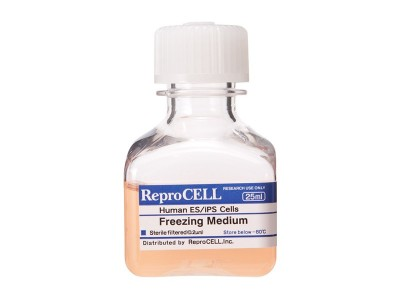 Freezing medium for human ES/iPS cells