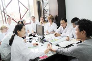 原发性肾病综合征采用中西医结合治疗的效果分析