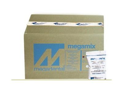 德国Megadental美加技工室产品系列 支架包埋料