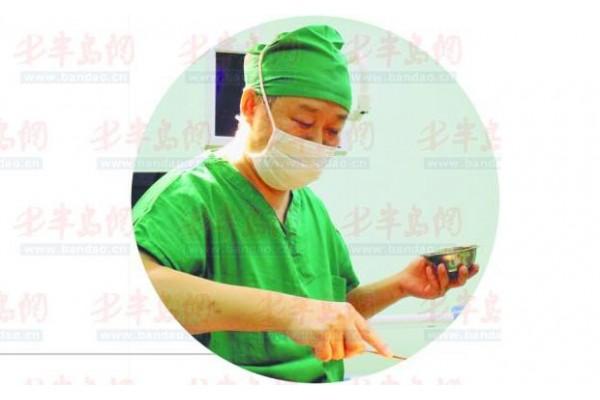 胃肠外科主任有多辛苦 采访当天就有5台手术