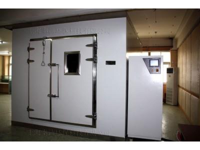 步入式VOC环境舱