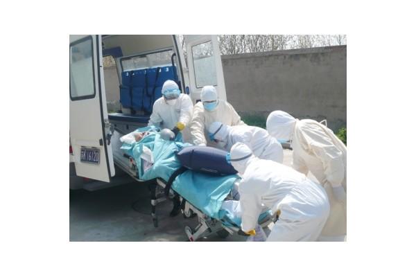 扬州市三院综合传染科:用爱温暖病人心