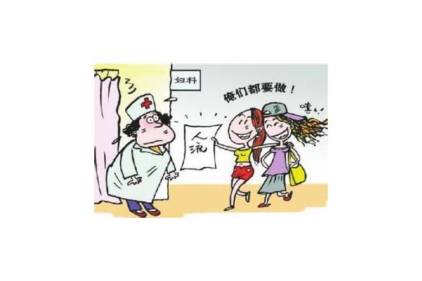 流产不是避孕措施 关爱门诊教女性预防妊娠风险
