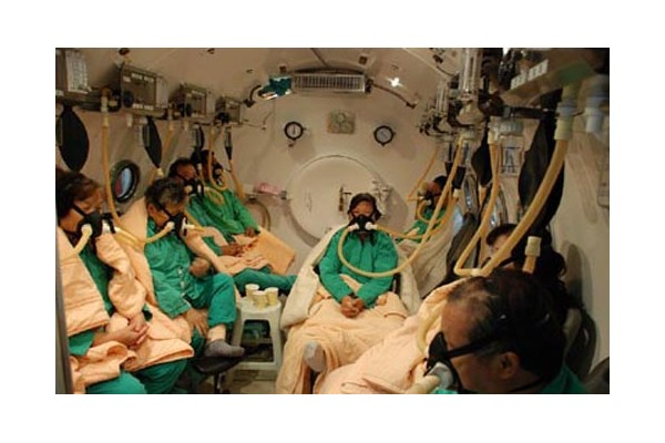 江苏200多家公立医院高压氧治疗费酝酿上调