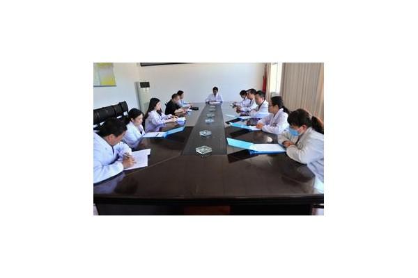 九江市一医院药剂科开展突发事件药品应急演练