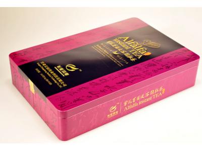 紫花苜蓿茶红盒装