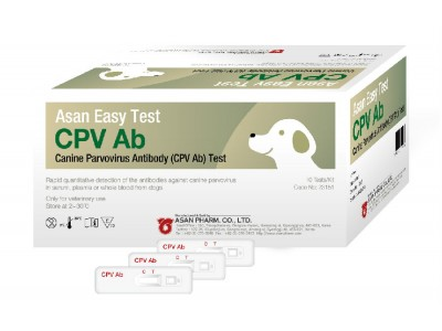 CPV Ab林特睿检犬细小病毒抗体快速诊断试纸