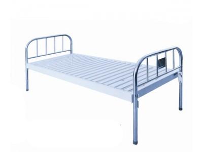 盛德不锈钢床头平板医用床