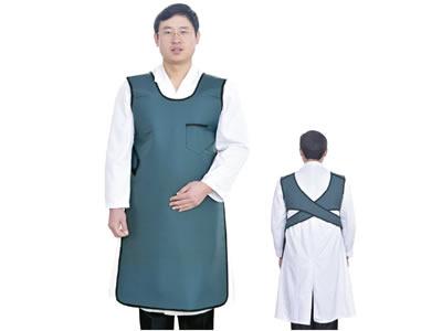 防护裙(单面)FA07-铅胶衣-医用铅围裙