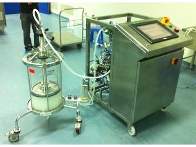 QuikSep 生产型中压层析系统