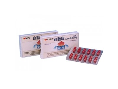 血脂康胶囊