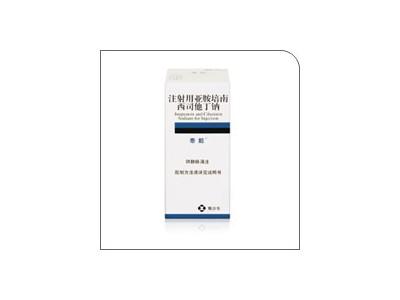 泰能® [亚胺培南/西司他丁钠]