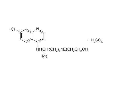 硫 酸 羟 基 氯 喹