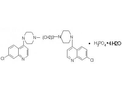 磷 酸 哌 喹