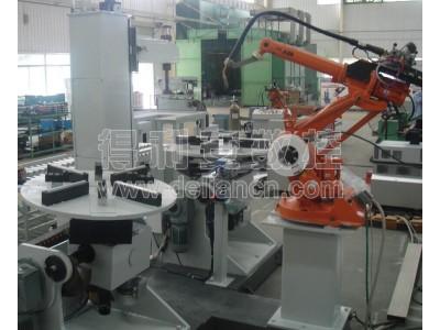 数控切割设备&机器人焊接设备