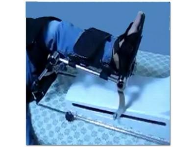 新款微电脑下肢关节康复器膝踝两用增强型