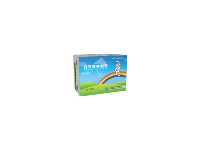 白苓健脾颗粒(10g×6袋)
