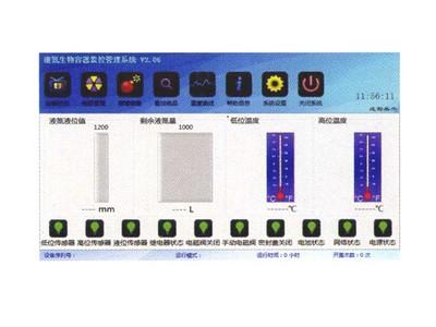 液氮容器智能监控管理系统