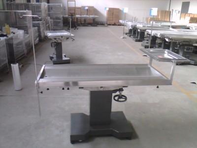 DWV不锈钢动物手术台