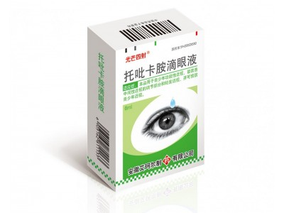 托吡卡胺滴眼液