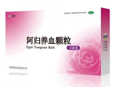阿归养血颗粒(12袋/盒)
