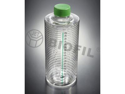 TCB011002 细胞培养转瓶 2000ml TC处理 1只每袋 12只每箱