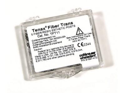 """Tenax""""特耐""""系列高强度透明玻璃纤维预成根管桩(补充装)"""