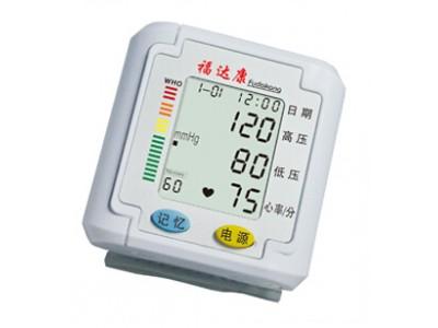 FT-B31Y语音腕式全自动电子血压计