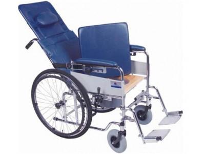 钢质可躺座厕轮椅系列LY460P