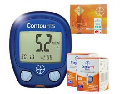 德国拜耳拜安康免调码血糖测试仪家用血糖仪