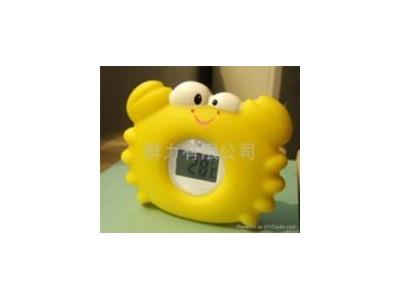 螃蟹浴缸温度计