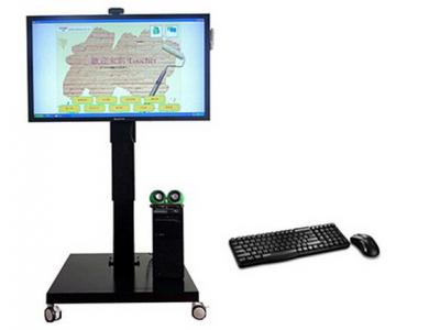 虚拟情景互动康复训练系统