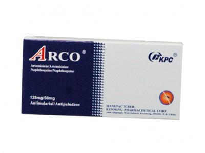 新一代青蒿素类复方制剂抗疟药(ACT)