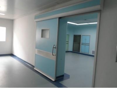 手术室气密电动感应门