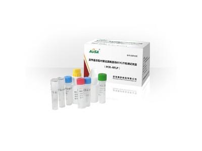 亚甲基四氢叶酸还原酶基因检测试剂盒