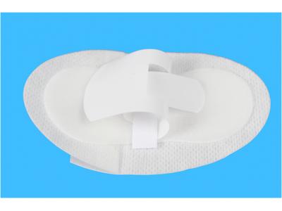 透气胶贴-导管固定装置