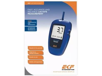 德国EKF Lactate scout便携式血乳酸测定仪